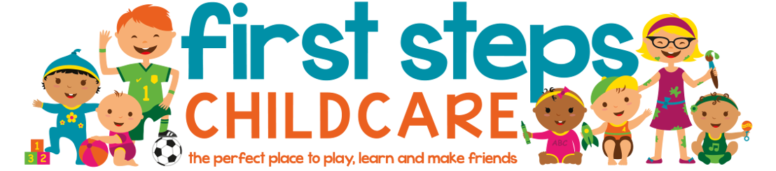First Steps childcare: the perfect place to play, learn and make friends