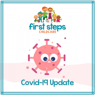 First Steps Childcare Coronavirus Update